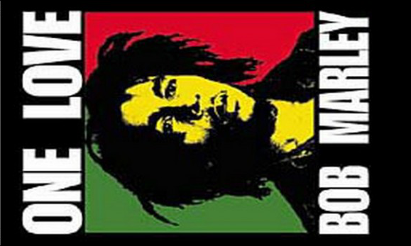 Flag image for Bob Marley One Love