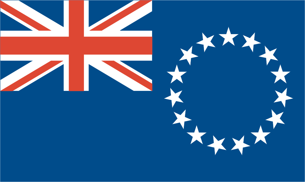 Flag image for Cook Islands