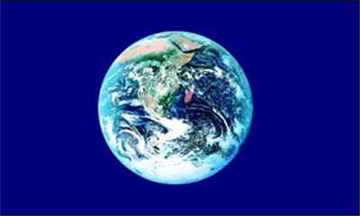Flag image for Earth