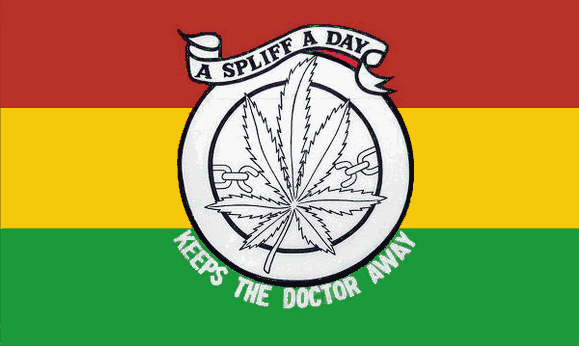 Flag image for Marijuana Keeps The Doctor Away