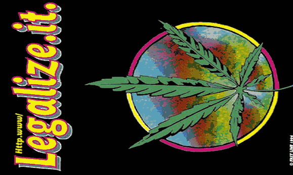 Flag image for Marijuana Legalize It