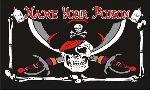 Flag image for Name Your Poison