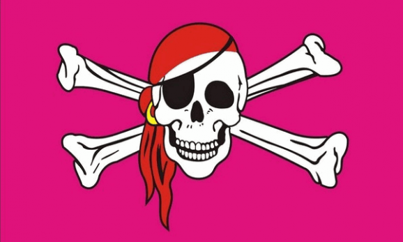 Flag image for Pink Pirate