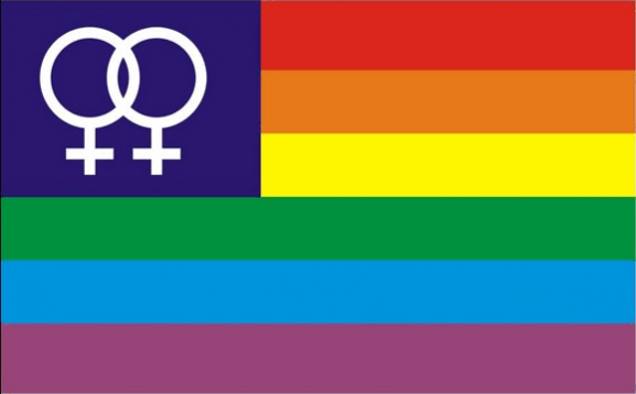 Flag image for Rainbow Venus Female Canton