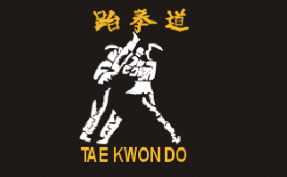Flag image for Taekwondo