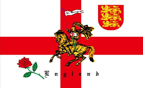 Flag image for UK St George Charger
