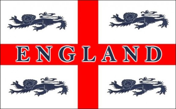Flag image for England Four Lions